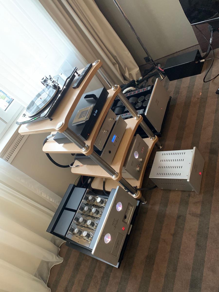 VEXO Amplifiers