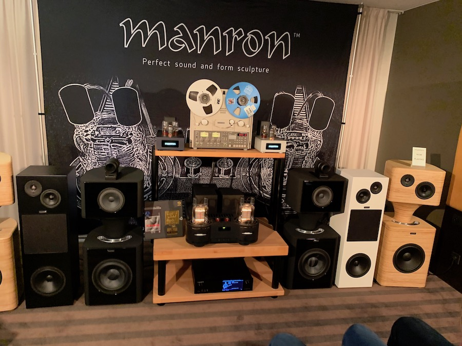 Manron Hi-end Audio