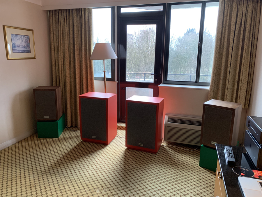 Lockwood Loudspeakers