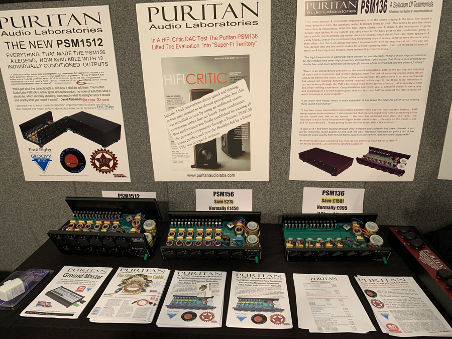 Puritan Audio Laboratories