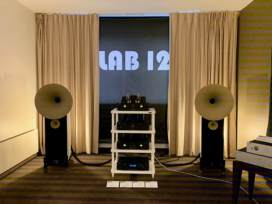Lab12 system set up