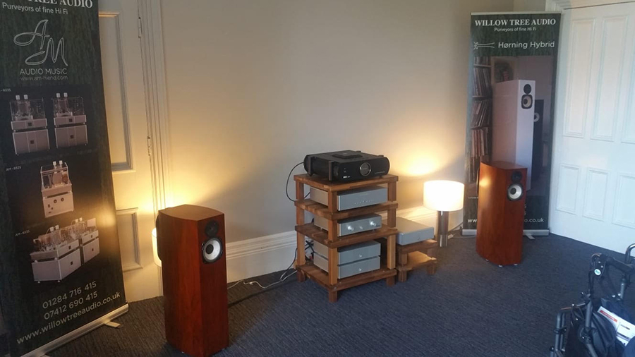 Audio Music & Horning Hybrid