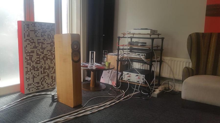 The Chord Company room