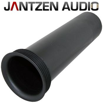 051-0013: Flared port tube - 50mm diameter x 185mm length