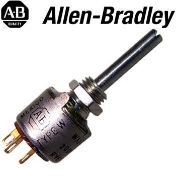 10K Allen Bradley Type W mono potentiometer