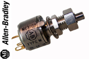 Allen Bradley Type W Mono Trimmer Lockable Potentiometers