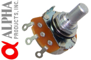 Alpha 24mm Solid Shaft Potentiometers