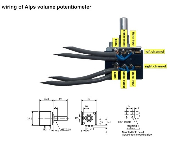 alps blue beauty hifi collective rh hificollective co uk Speed Potentiometer Wiring Potentiometer Schematic
