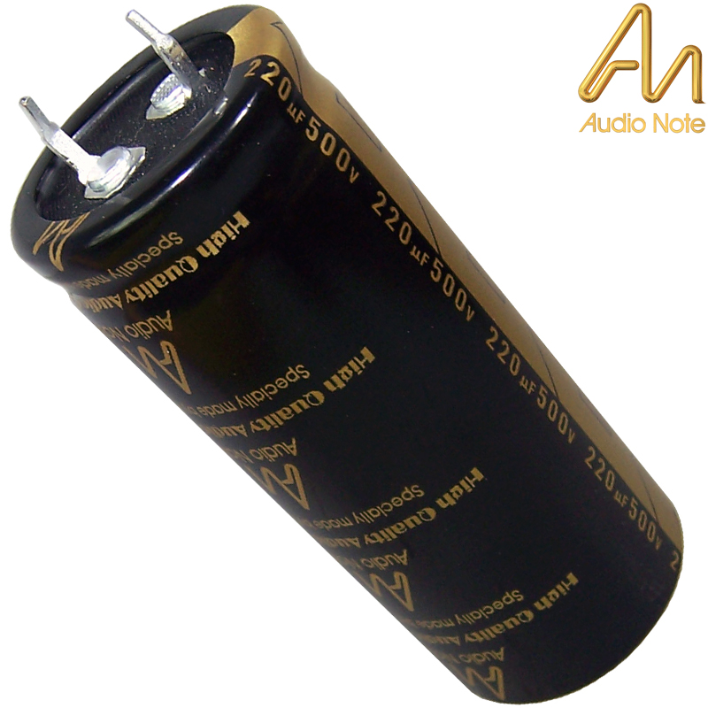 Audio Note Standard Electrolytic Capacitors Hifi Collective