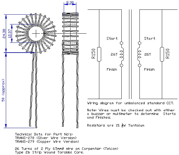 digital interface transformers hifi collective drawing and wiring details