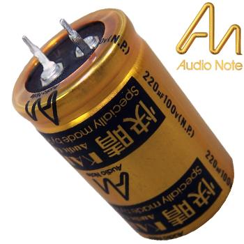 Anek 100 220uf 100v Audio Note Kaisei Non Polar