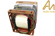 Audio Note Pre-amp output transformers fitted with copper frames