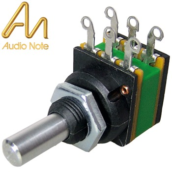 AN-BAL: Audio Note 100K balance potentiometer - solder tag