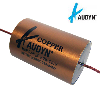 Audyn Capacitors - True Copper