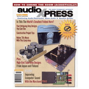 AudioXpress (Vol.34 Issue.07) July 2003 Issue