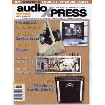 AudioXpress (vol.34 Issue.11) November 2003 Issue