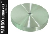 Stainless Steel base plate, 22mm diameter