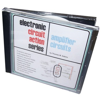 (CD3009) - Amplifier Circuits -Electronic Circuit Action Series