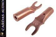 Cardas CGMS XS-C Copper spade lug
