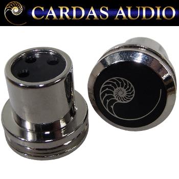 Cardas XLR C SS F female Cap (pair)