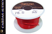 Cardas 18.5 AWG (1.1mm dia.) Litz Copper multistrand wire