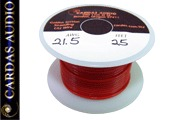 Cardas 21.5 AWG (0.85mm dia.) Litz Copper multistrand wire