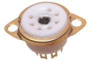B7G valve bases, 7 pin
