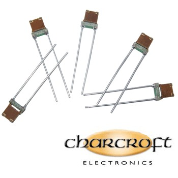 Charcroft Z-Foil Resistors now in stock