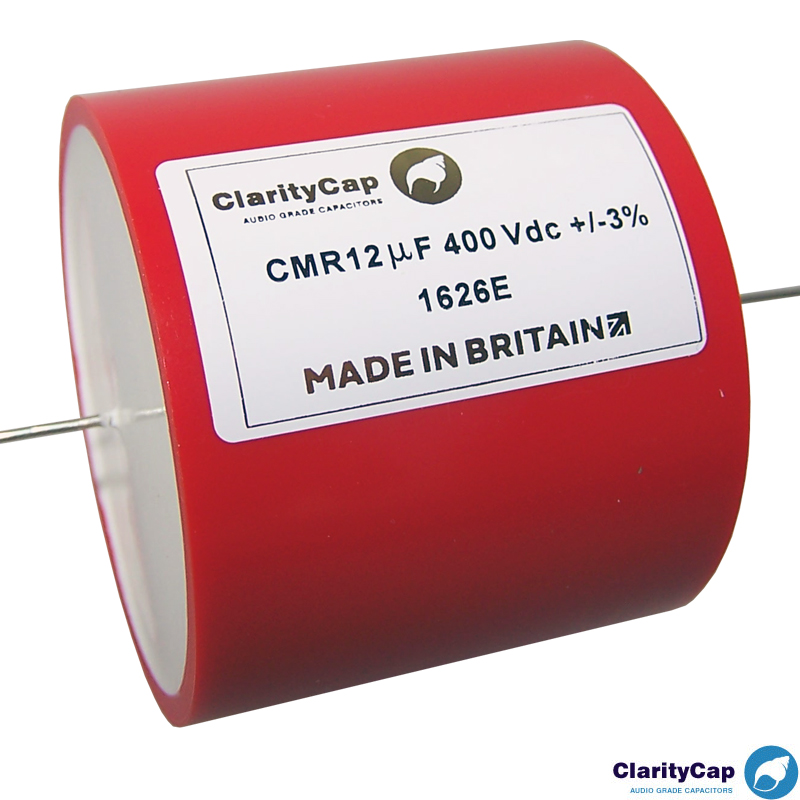 ClarityCap CMR Capacitors | Hifi Collective