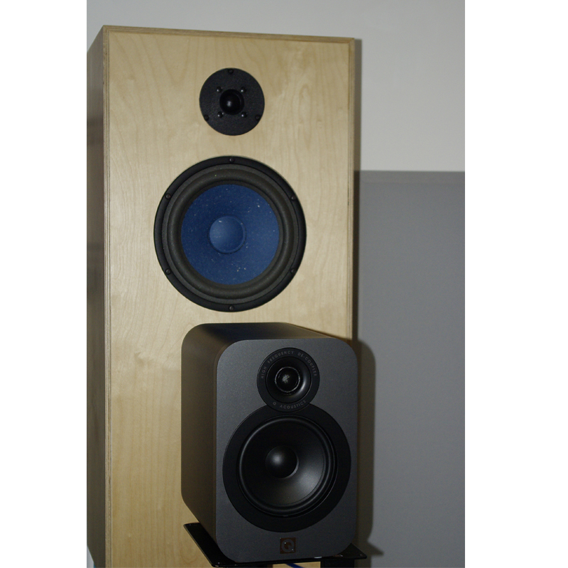 Q Acoustic 3020 Bookshelf Speaker