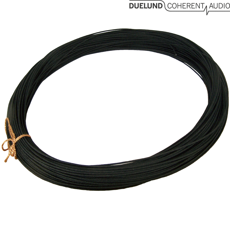 Duelund DCA16GA tinned copper multistrand wire in cotton and