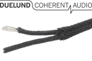 Duelund Dual DCA12GA tinned copper multistrand wire in cotton and oil