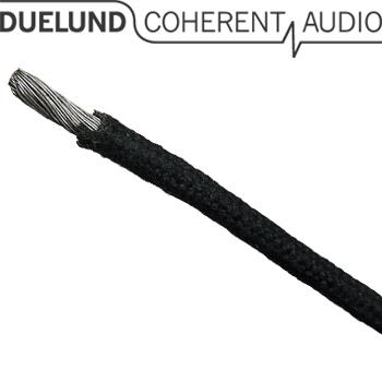 Duelund DCA12GA tinned copper multistrand wire in cotton and oil
