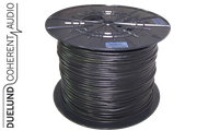 Duelund DCA12GA 600Vdc tinned copper multistrand wire in Polycast sleeving