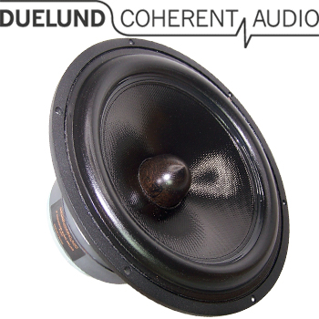 "Duelund 8"" Precision Audio Driver"