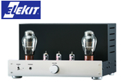 Elekit TU-8600R & TU-8600RVK 300B Single Ended Tube Amplifier kit