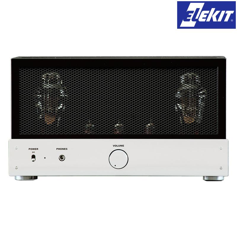 Elekit TU-8600R & TU-8600RVK 300B Single Ended Tube Amplifier kit