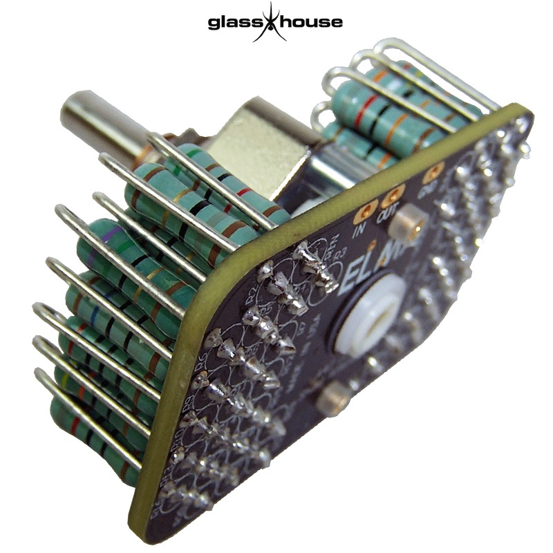 Glasshouse Elma A47 Jumbo Stepped Attenuator, Shunt Mono version, 47