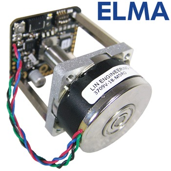 Elma Remote Audio PLUS with LIN Motor + Apple remote handset