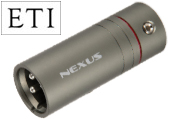 Nexus XLR Male Plug