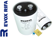 Evox Rifa Capacitors