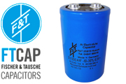 F&T Electrolytic Type G Radial Capacitors