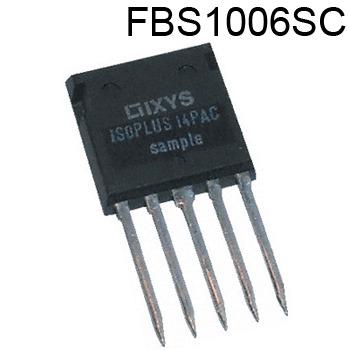 FBS 10-06SC Schottky Bridge Rectifier