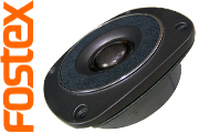 Fostex FT28D 8 Ohm Dome Tweeter