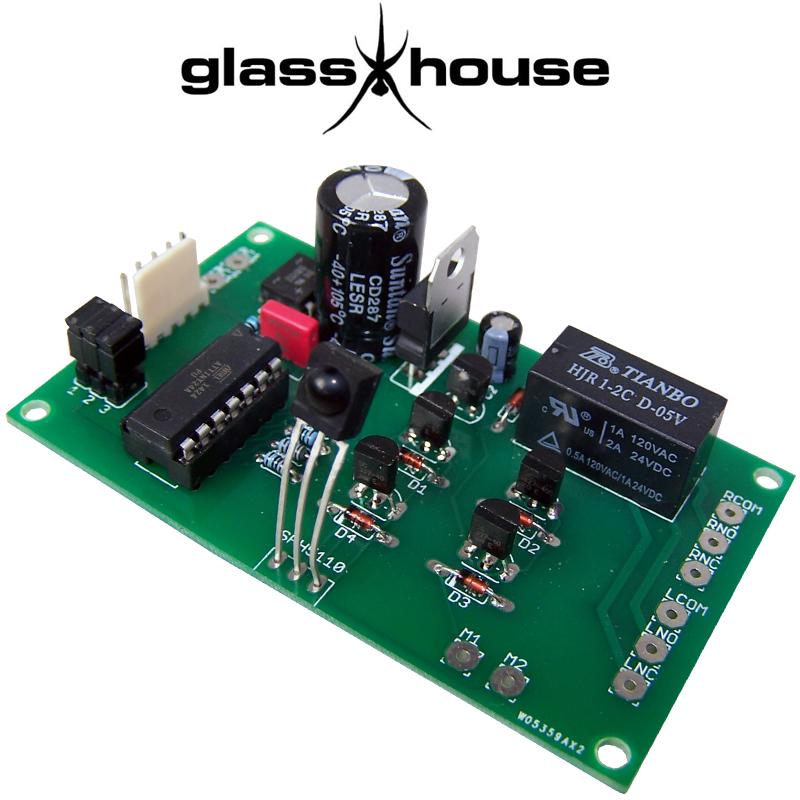 Glasshouse Remote Control kit for Alps & TKD motorised pot