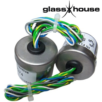 Glasshouse MC 1:10 step-up transformers (pair)