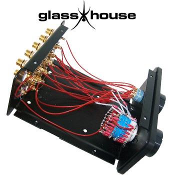 Glasshouse Passive Pre-amplifier No.1 kit (without attenuator)