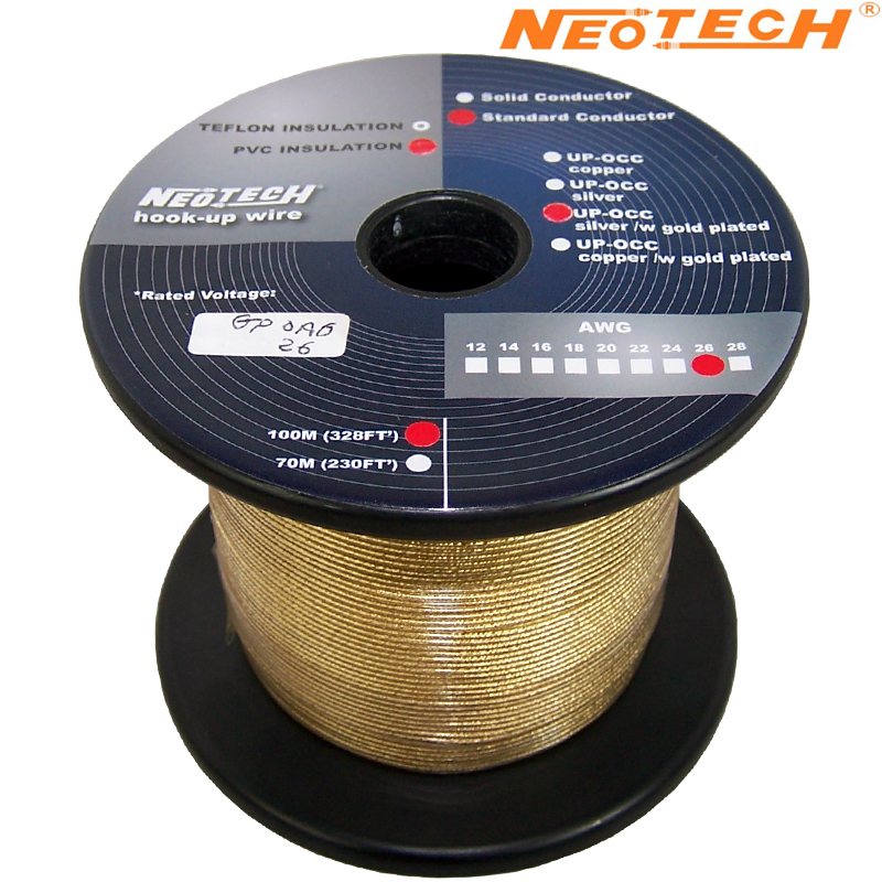 Gp Oag Gold Plated Silver Wire Hifi Collective