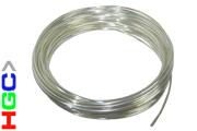HGC 99.999% pure silver wire, 2mm diameter