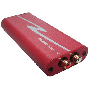 HRT Music Streamer II, USB powered DAC